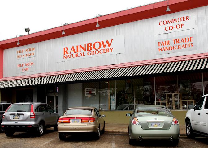 Rainbow Whole Foods Jackson Mississippi