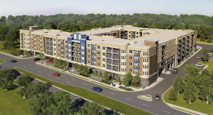 Developers update vision for the meridian find it in for Home builders in jackson ms area