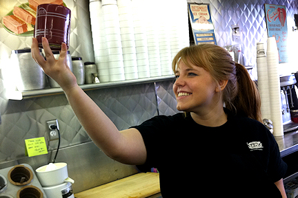 Service With a Smile! Meet Eleanor Baxter
