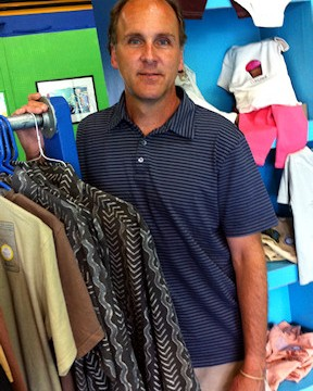 Dressed for Success: Green Room Opens