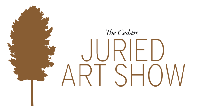2017 Juried Show Artists Announced