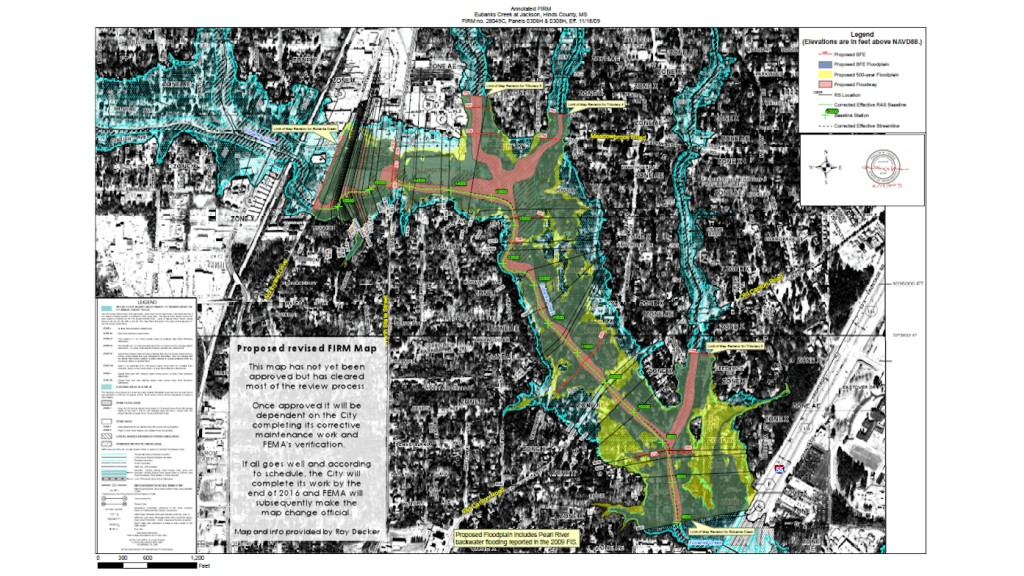 Eubanks Flood Plain Map Gets Conditional FEMA Approval | Find It In ...