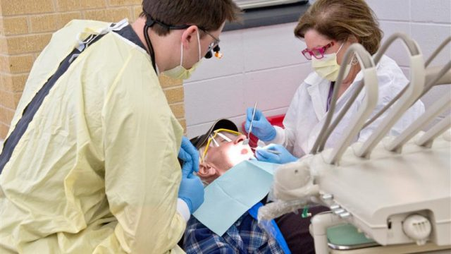 Dental Students Follow in Families Footsteps