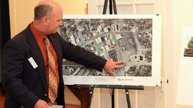 Bids Opened, 'Sidewalk Project' to Begin This Fall