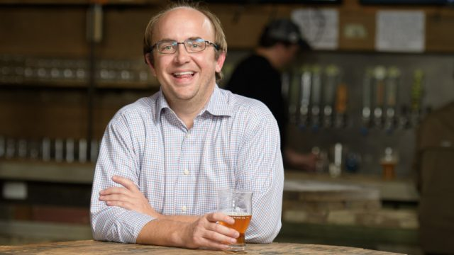 Craft Beer Cheer: Matthew McLaughlin