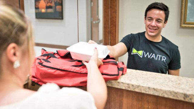 WAITR Brings Restaurant Delivery to Jackson