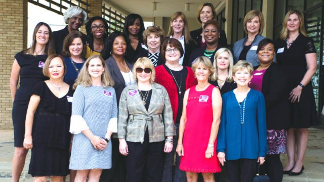 Being Better Advocates: Women's Foundation