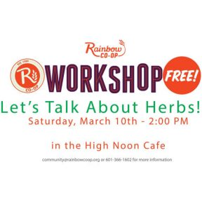 Let's Talk About Herbs With Christy
