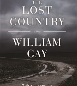 """Signing & Reading of William Gay's """"The Lost Country"""" with Sonny Brewer"""