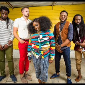 Ardenland presents Tank and the Bangas and Sweet Crude