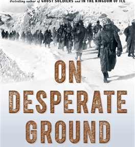 """Signing & Reading of """"On Desperate Ground: The Marines at The Reservoir, the Korean War's Greatest Battle"""" by Hampton Sides"""