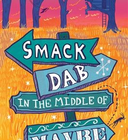 """Signing & Reading of """"Smack Dab in the Middle of Maybe"""" by Jo Watson Hackl"""