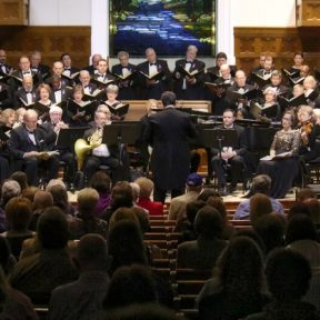 """Gloria!"" with the Mississippi Chorus"