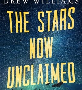 """Signing & Reading of """"The Stars Now Unclaimed"""" by Drew Williams"""