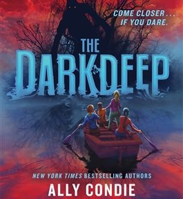 """Signing & Reading of """"The Darkdeep"""" with Ally Condie"""