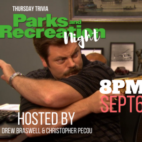 Trivia Thursday: Parks and Recreation Night | Find It In Fondren