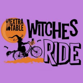 Extra Table Witches Ride