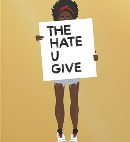"""Signing of """"The Hate U Give"""" Signed Collector's Edition by"""