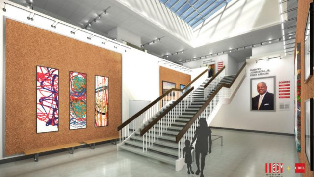 Arts Center Renovations Announced