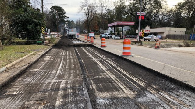 State St. Detoured During TIGER Project
