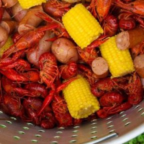 Barrelhouse Birthday Crawfish Boil