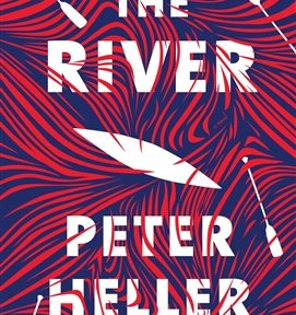 """Signing and Reading of """"The River"""" by Peter Heller"""