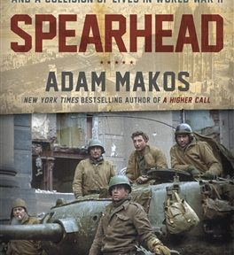 """Signing and Reading of """"Spearhead"""" by Adam Makos"""