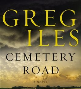 """Signing and Reading of """"Cemetery Road"""" by Greg Iles"""