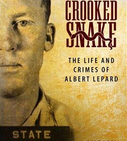 """Signing and Reading of """"Crooked Snake"""" by Lovejoy Boteler"""