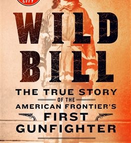 """Signing and Reading of """"Wild Bill"""" by Tom Clavin"""