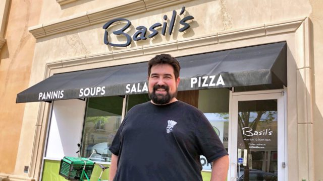 Basil's Expands to Renaissance in Ridgeland