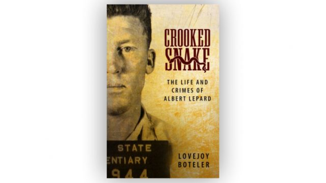 Boteler-Penned 'Crooked Snake' Tells Convict Tale